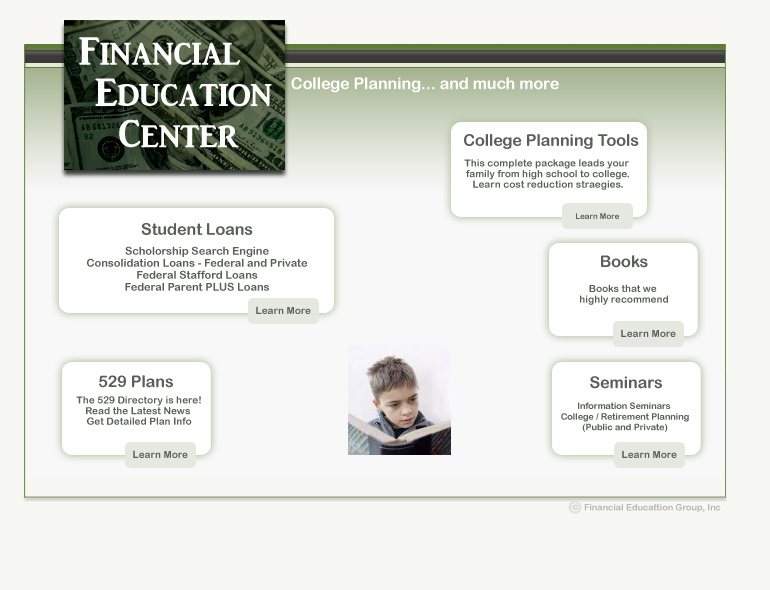 We are the Predominant College Planning site in the USA